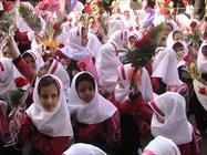 زنگ شکوفه ها نواخته شد/ مدارس سراسر کشور میزبان کلاس اولی ها