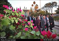 سفر رئیس مجلس ملی  ترکیه به شیراز