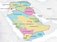 دول الخليج الفارسي فوق صفائح متحركة