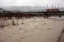 شب سخت مسئولین بحران در باران/ ازتخریب ۴پل روستایی تانجات پل بشار