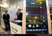 رفع نیاز تجهیزات پزشکی بیمارستانها با تولیدات ایرانی