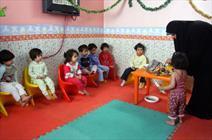۶۸۶ کودک شادگانی از خدمات مهدهای کودک بهره مند هستند
