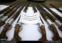 کشف ۲۷۳۰ قبضه سلاح غیرمجاز در خوزستان