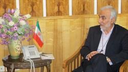 استاندار جدید سمنان دیدگاه های اقتصادی، آموزشی و بهداشتی خود را تشریح کرد