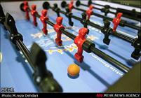 تیم ماریتای سنندج به لیگ یک فوتبال روی میز کشور صعود کرد