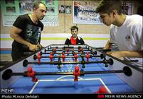 اراک میزبان رقابت های لیگ برتر و دسته اول فوتبال روی میز کشور