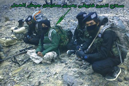 """زمرة """"جيش العدل"""" الإرهابية تتبنى الاعتداء الارهابي جنوب شرق ايران"""