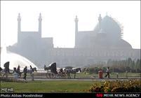 هوای اصفهان و دو شهر مجاور ناسالم است