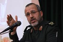 العميد شاهجراغي يتولى قيادة الحرس الثوري في محافظة طهران