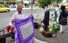 انتقال دستفروشان خیابان امام آبادان به بازار شب تجربه ناموفقی بود