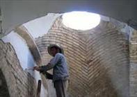 قدیمی ترین خانه تاریخی استان خوزستان در دست مرمت