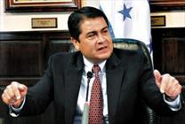رئیس جمهور هندوراس در قدرت باقی می ماند
