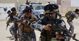 القوات العراقية تعمل على تطهير الأحياء المحررة بالساحل الايسر للموصل