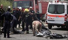12 قتيلا وجريحا ضحية تفجير انتحاري استهدف نازحين شرق الموصل
