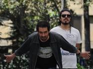 """شهاب حسینی بر تدوین """"ساکن طبقه وسط"""" نظارت میکند"""