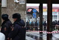 تصفية مجموعة من الانتحاريين لدى مهاجمتهم مركز شرطة بجنوب روسيا