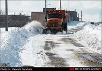 ۲۰۰۰ تن شن و نمک برای بازگشایی محورهای همدان در زمستان خریداری شد