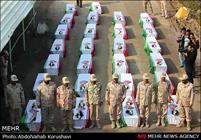 بازگشت پیکر 26 شهید تازه تفحص شده