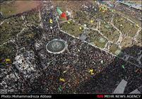 تقدیر از تلاش پلیس راهور در برگزاری جشن پیروزی انقلاب اسلامی