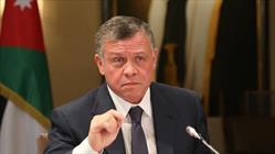 ملك الأردن يعزي الرئيس الايراني بضحايا الزلزال