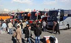 ضرورت ساماندهی پایانه مسافربری شهرستان سراب/ فریاد بلند آلودگی بصری در سراب