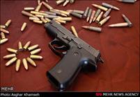 سارقین مسلح بالای شهر قبل از هر اقدامی توسط پلیس زمینگیر شدند