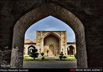مجموعه تاریخی فرح آباد ثبت جهانی می شود
