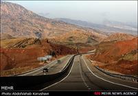 افتتاحیه آزاد راه پل زال اندیمشک