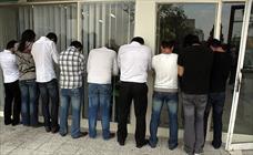 دستگیری ۶۰ مرد و زن در میهمانی شبانه اطراف مشهد