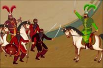 انیمیشن ایرانی در خدمت عاشورا/ آلبوم «مجلس آئینه» را ورق بزنید