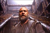 راسل کرو در تلاش دیدار با پاپ/ «نوح» همچنان خبرساز است