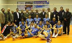 والیبال شهرداری زاهدان به کما رفت/ رنج والیبال از بی مهریها