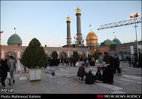 آئین تحویل سال نو در بارگاه ملکوتی حضرت عبدالعظیم(ع)برگزار می شود