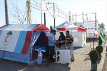 احداث مراکز درمانی هلال احمر در عراق/ اعزام ۱۵۳۶ نفر نیروی امدادی