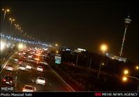 خاموشی برج میلاد تهران