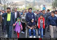 همایش پیاده روی خانواده های لشکر 28 پیاده کردستان