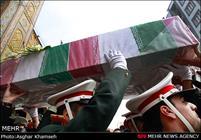 پنج شهید گمنام در مازندران آرام می گیرند