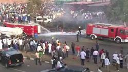 تیراندازی پارلمان نیجریه را به تعطیلی کشاند