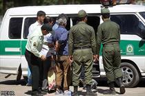 طرح پاکسازی نقاط آلوده به مواد مخدر در قزوین اجرا شد