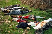 حمله شیمیایی به شهر حلبچه