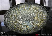 رونمایی از اشیاء تاریخی قلعه زیویه در موزه سنندج