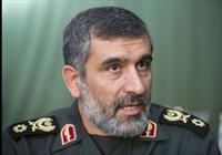 سردار حاجیزاده درگذشت والده فرمانده کل ارتش را تسلیت گفت