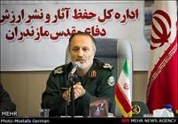 خرمشهر نماد ایستادگی و مقاومت ملت ایران است