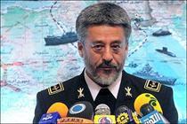 الاميرال سياري : البحرية الايرانية هي الاولى في المنطقة عتاداً