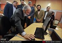 دبیر شورای عالی فضای مجازی از مهر بازدید کرد