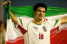"""""""علي دائي"""" يحصد لقب أفضل مهاجم في تاريخ كأس أمم آسيا"""