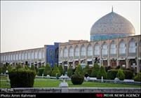 هوای اصفهان در وضعیت سالم قرار دارد