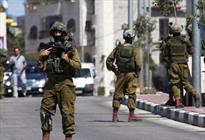 اسرائیلی فوج نے مغربی پٹی میں 11 فلسطینیوں کو گرفتار کرلیا