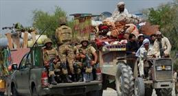 موفقیت ارتش پاکستان در عملیات علیه شبه نظامیان در وزیرستان