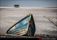 سرانه آب حوضه دریاچه ارومیه به زیر ۱۰۰۰مترمکعب رسید